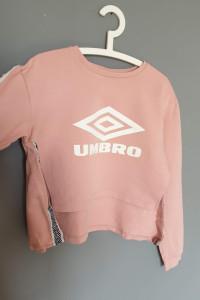 Bluza różowa Umbro rozmiar M...