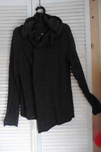 sweter kardigan Divided H&M oversize 36 38 40 S M L...