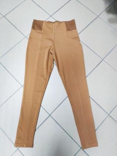 Legginsy Spodnie legginsy rude miodowe Reserved L 40