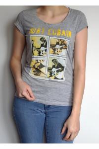 Koszulka Kurt Cobain...
