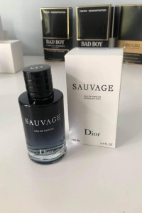 Sauvage dior...