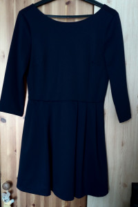 Nowa sukienka Granatowa M