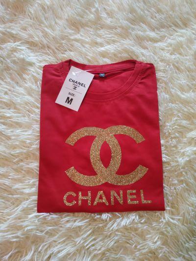 Koszulki Czerwona koszulka