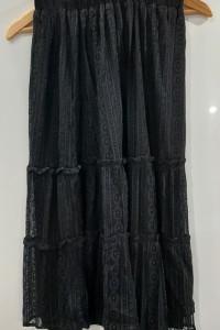 koronkowa spódnica rozmiar 34