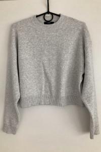 Krótki sweterek bershka