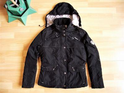 Odzież wierzchnia Pikeur ESTRELLA ciepła kurtka kaptur 40