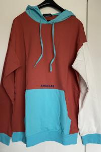 Bluza bawełniana z kapturem rozmiar M...