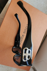 Okulary Balenciaga przeciwsłoneczne