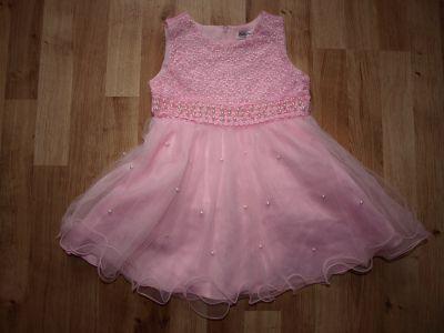 Sukienki i spódniczki Sukienka różowa rozm 98