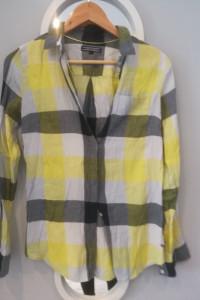 Koszula w kratę z Viskozy Tommy Hilfiger