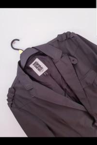 Męski krótki płaszcz...