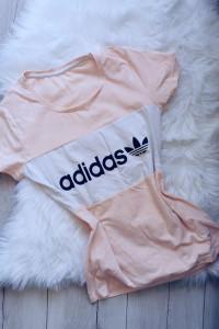 bluzka adidas z krótkim rękawem