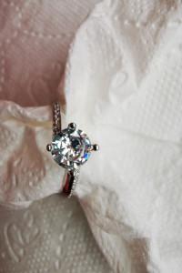 Pierścionek srebro 925 rozmiar 14 średnica 172mm asymetryczny...