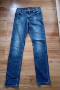 Jeansy męskie młodzieżowe