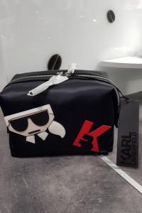 Oryginalna kosmetyczka marki Karl Lagerfeld...