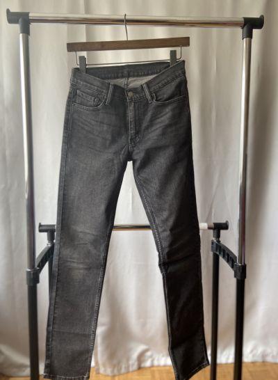 Spodnie spodnie jeansowe marki Levis