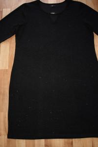 Czarna sukienka 46 48...