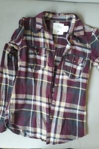 Koszula w kratę reserved 34