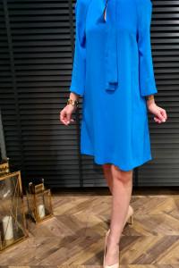 Sukienka z wiązaniem H&M...