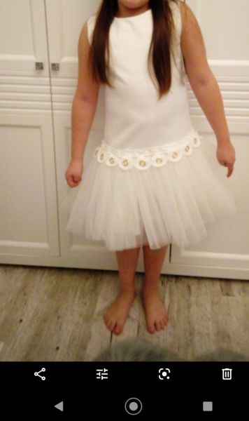 Sukienki i spódniczki Sukienka komunijna