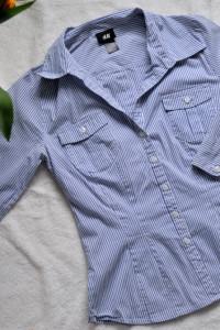 koszula z H&M...