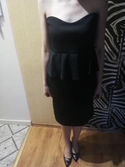 Suknie i sukienki SUKIENKA MAŁA CZARNA