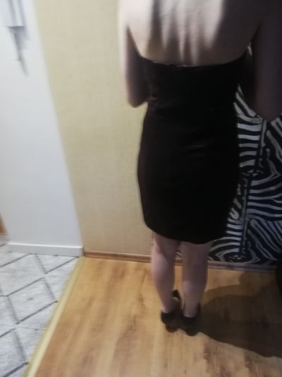 Suknie i sukienki Sukienka bordowa