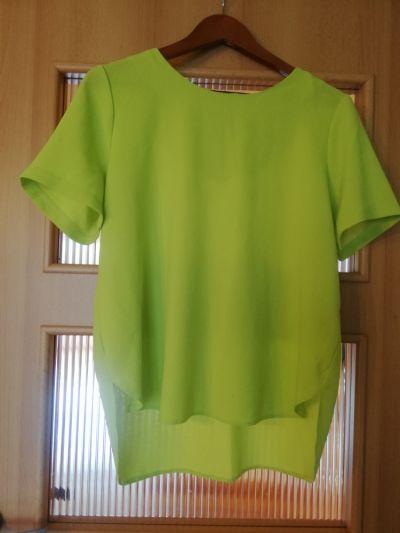 Bluzki neonowa bluzeczka