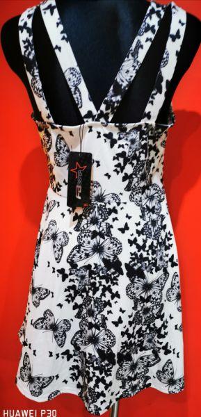 Suknie i sukienki Sukienka motyle