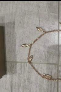 Nowa bransoletka Avon Maxima kolor złoty...