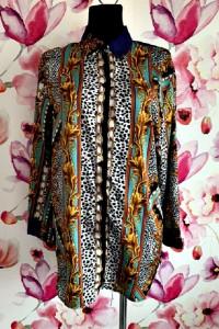 bershka koszula modny ciekawy wzór hit blog 36...
