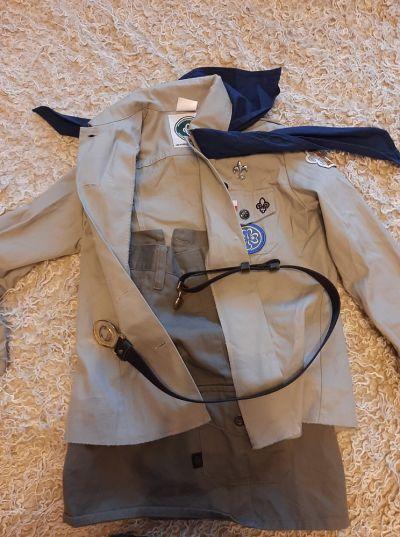 Pozostałe mundurek harcerski