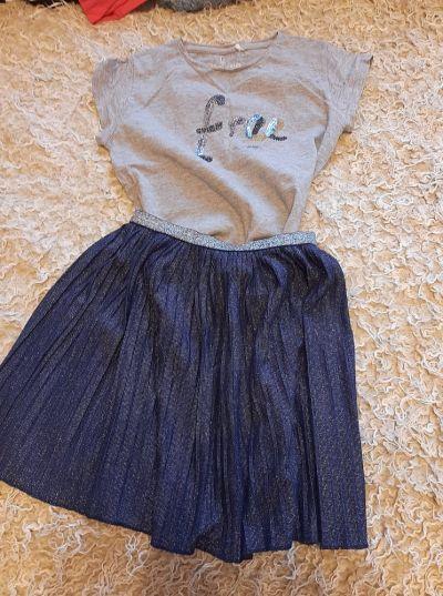Komplety spódniczka i bluzka