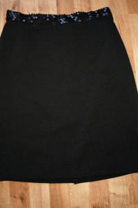 Czarna spódnica M L...