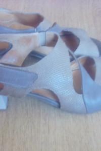 Sprzedam śliczne sandały skórzane SAGAN