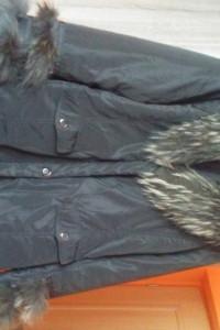 sprzedam śliczną ciepłą kurtkę zimową...