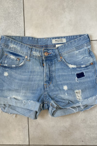 HM szorty boyfriend jeansowe spodenki rozmiar 34...