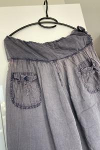 Promod nowe luźne spodnie alladynki kieszenie