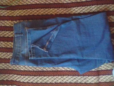 Spodnie sprzedam spodnie głębokie z lycrą nowe bez metki