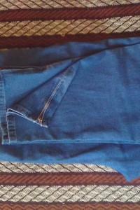 sprzedam spodnie głębokie z lycrą nowe bez metki