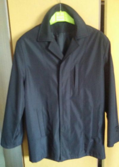 Odzież wierzchnia sprzedam cienką kurtkę męską