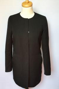 Płaszcz Czarny Vero Moda Wiosenny XS 34 Elegancki