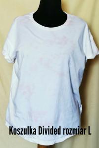 Koszulka Divided H&M rozmiar L...