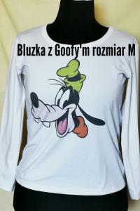 Bluzka z Goofym rozmiar M
