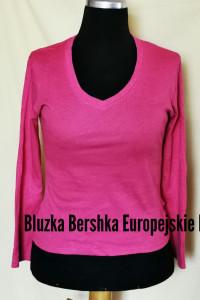 Bluzka Bershka Europejskie L
