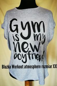 Bluzka Workout atmosphere rozmiar XXL 44...