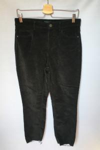 Spodnie Czarne Sztruksowe Sztruks Only 40 32 M 38 Postrzępione...