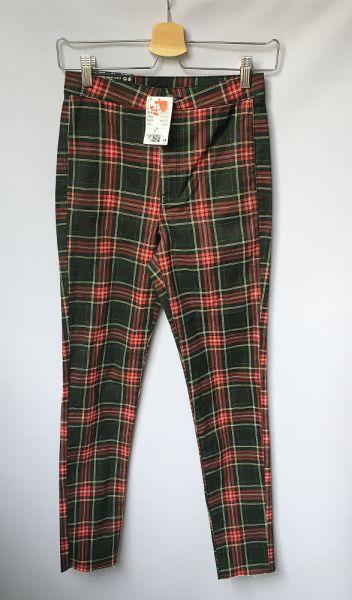 Spodnie Spodnie Kratka NOWE H&M S 36 Tregginsy Rurki Kratkę