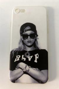 Case iPhone 7 8 SE 2020 Rihanna RSVP stan BDB...
