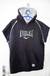 Bluza z kapturem bez rękawów EverLast